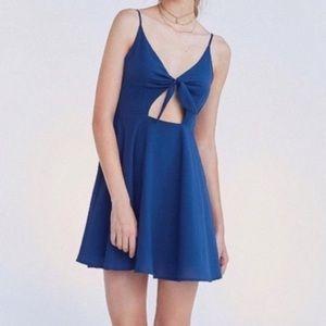 Kimchi Blue • UO front tie dress